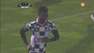 Boavista FC, Jogada, E. Hackman aos 14'
