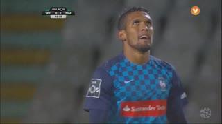 Marítimo M., Jogada, Dyego Sousa aos 17'