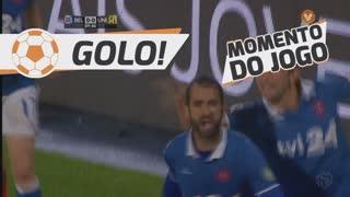 GOLO! Os Belenenses, Tiago Caeiro aos 90', Os Belenenses 1-0 U. Madeira