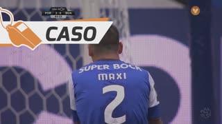 Boavista FC, Caso, Rúben Ribeiro aos 84'