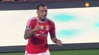SL Benfica, Jogada, K. Mitroglou aos 25'