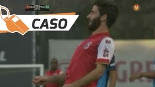 SC Braga, Caso, Rafa aos 3'