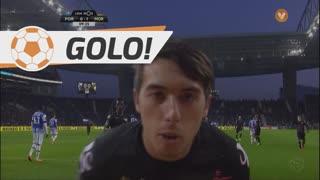 GOLO! Moreirense FC, Iuri Medeiros aos 10', FC Porto 0-1 Moreirense FC