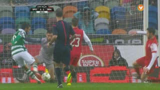 Sporting CP, Jogada, B. Ruiz aos 48'