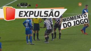 Boavista FC, Expulsão, S. Inkoom aos 34'