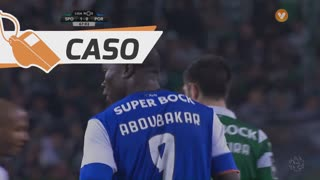 FC Porto, Caso, Aboubakar aos 67'