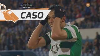 Sporting CP, Caso, Slimani aos 59'