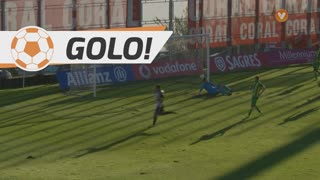 GOLO! CD Nacional, Salvador Agra aos 75', CD Nacional 3-0 CD Tondela