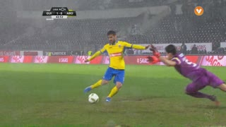 FC Arouca, Jogada, Roberto aos 42'