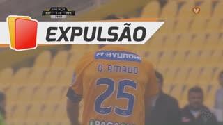 Estoril Praia, Expulsão, Diogo Amado aos 80'