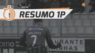 I Liga (16ªJ): Resumo Moreirense FC 3-4 Vitória SC