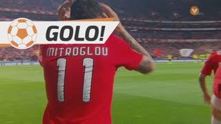 GOLO! SL Benfica, K. Mitroglou aos 17', SL Benfica 1-0 SC Braga