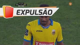 FC Arouca, Expulsão, Gêgê aos 31'