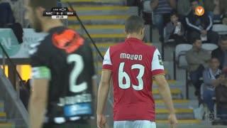 SC Braga, Jogada, Mauro aos 9'