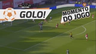 GOLO! Sporting CP, B. Ruiz aos 80', SC Braga 0-4 Sporting CP