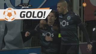 GOLO! Sporting CP, Adrien Silva aos 52', CD Nacional 0-2 Sporting CP