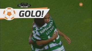 GOLO! Sporting CP, Gelson Martins aos 61', Sporting CP 2-1 CD Tondela