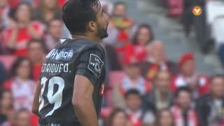 Vitória SC, Jogada, Henrique Dourado aos 34'