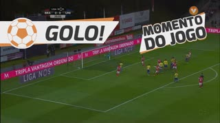 GOLO! SC Braga, Josue aos 36', SC Braga 1-0 U. Madeira