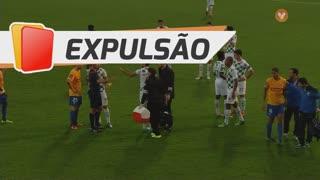 Moreirense FC, Expulsão, Danielson aos 68'
