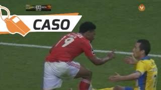 FC Arouca, Caso, Artur aos 36'