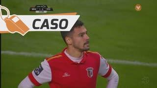 SC Braga, Caso, André Pinto aos 51'