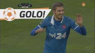 GOLO! Belenenses SAD, Filipe Ferreira aos 12', Rio Ave FC 0-1 Belenenses SAD