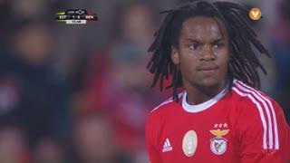 SL Benfica, Jogada, Renato Sanches aos 16'