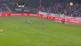 FC Arouca, Jogada, Roberto aos 53'