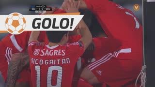 GOLO! SL Benfica, K. Mitroglou aos 58', Belenenses 0-3 SL Benfica