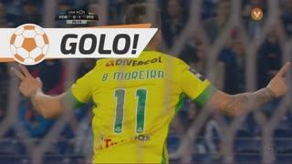 GOLO! FC P.Ferreira, Bruno Moreira aos 8', FC Porto 0-1 FC P.Ferreira
