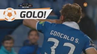 GOLO! Os Belenenses, Gonçalo Silva aos 56', Os Belenenses 1-0 SC Braga