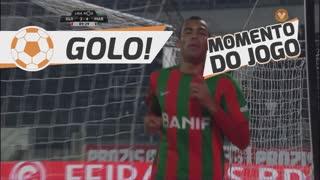 GOLO! Marítimo M., Fransérgio aos 90', Vitória SC 3-4 Marítimo M.