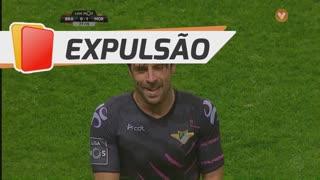 Moreirense FC, Expulsão, Vitor Gomes aos 78'