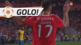 GOLO! SL Benfica, Jonas aos 67', SL Benfica 3-0 FC Arouca