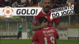 GOLO! SL Benfica, K. Mitroglou aos 43', Moreirense FC 0-2 SL Benfica