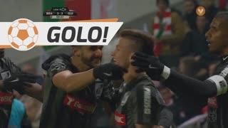 GOLO! Vitória SC, Otavinho aos 59', SC Braga 3-3 Vitória SC