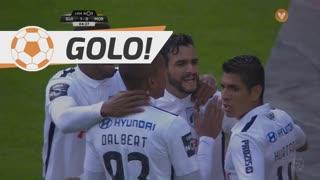 GOLO! Vitória SC, Henrique Dourado aos 5', Vitória SC 1-0 Moreirense FC