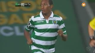 Sporting CP, Jogada, Gelson Martins aos 38'