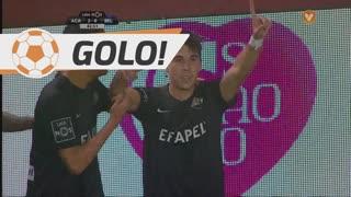 GOLO! A. Académica, Pedro Nuno aos 42', A. Académica 2-0 Belenenses