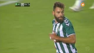 Vitória FC, Jogada, Paulo Tavares aos 81'