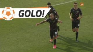 GOLO! Moreirense FC, Rafael Martins aos 34', CD Tondela 0-1 Moreirense FC
