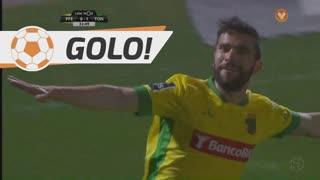 GOLO! FC P.Ferreira, Minhoca aos 33', FC P.Ferreira 1-1 CD Tondela