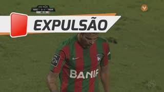Marítimo M., Expulsão, Edgar Costa aos 88'