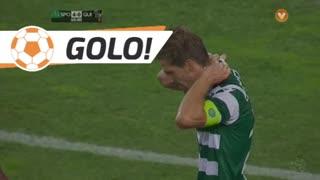 GOLO! Sporting CP, Adrien Silva aos 60', Sporting CP 4-0 Vitória SC