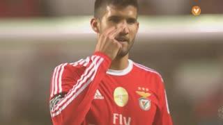 SL Benfica, Jogada, Lisandro López aos 8'