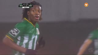Rio Ave FC, Jogada, Kayembe aos 34'