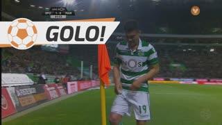 GOLO! Sporting CP, T. Gutiérrez aos 42', Sporting CP 1-0 Marítimo M.