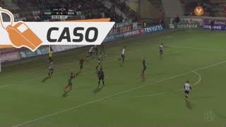 Marítimo M., Caso, D. Djoussé aos 90'+3'