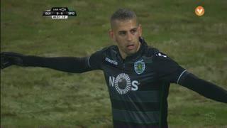 Sporting CP, Jogada, Slimani aos 45'+1'